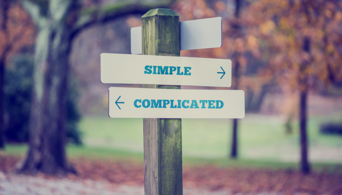 How To Keep It Simple