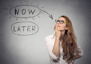 Newsletter - How To Work Through Procrastination
